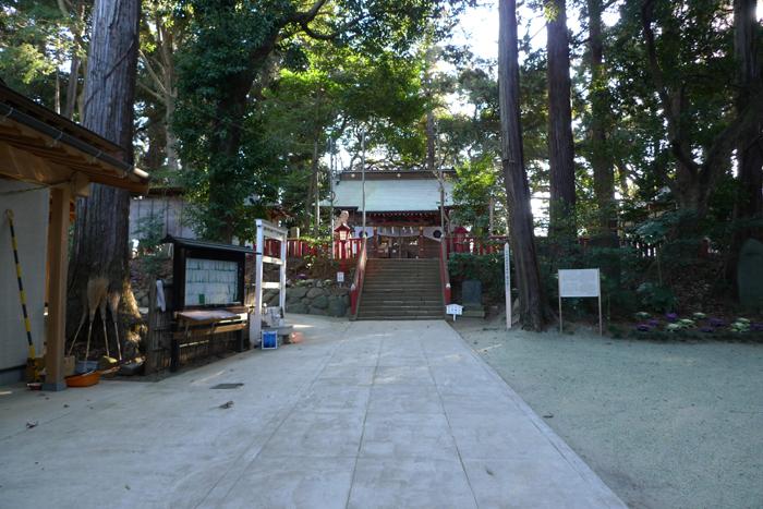 下総の国の神社  麻賀多神社  7