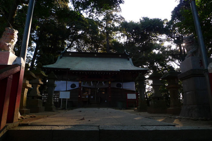 下総の国の神社  麻賀多神社  11