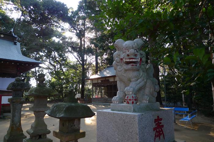 下総の国の神社  麻賀多神社  12