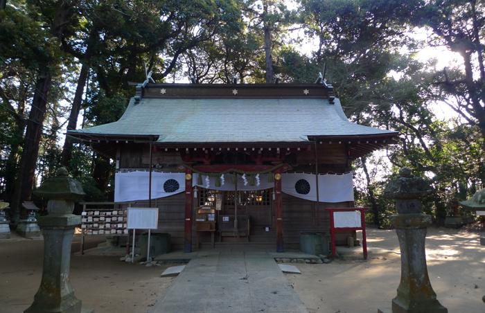下総の国の神社  麻賀多神社  14