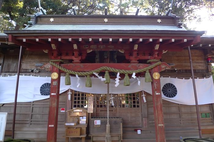 下総の国の神社  麻賀多神社  15