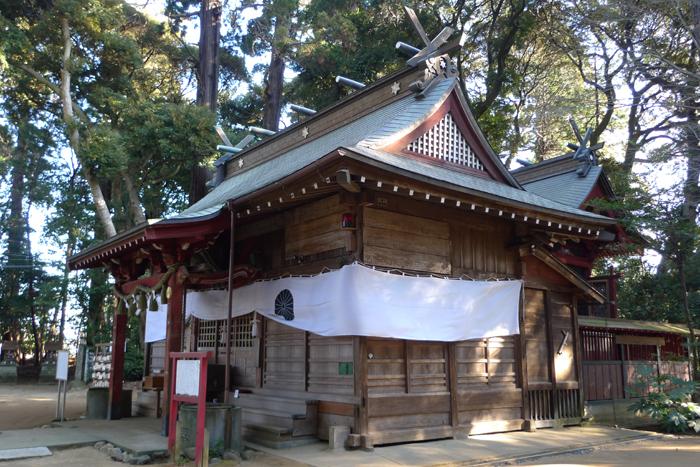 下総の国の神社  麻賀多神社  16