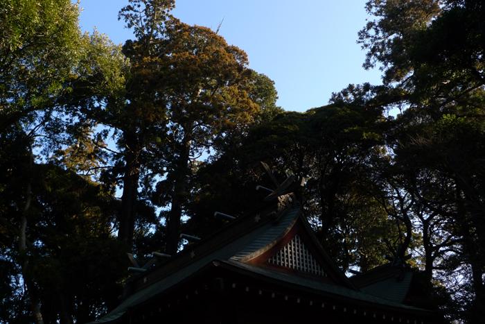 下総の国の神社  麻賀多神社  17