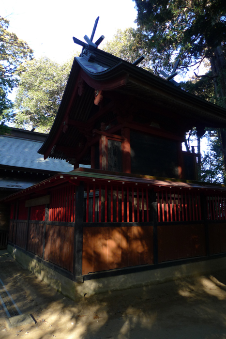 下総の国の神社  麻賀多神社  26