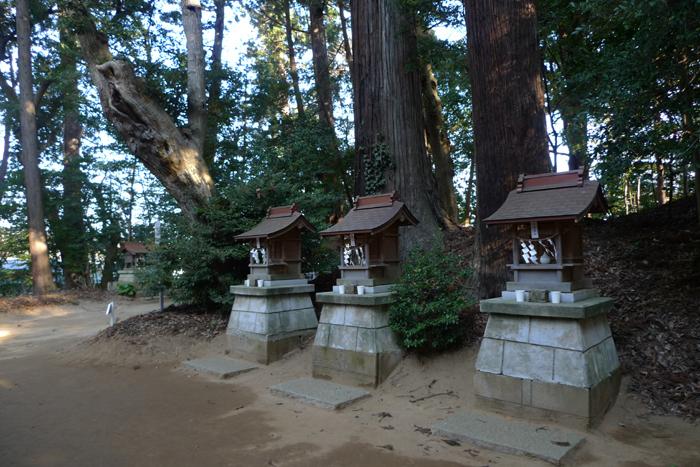 下総の国の神社  麻賀多神社  27