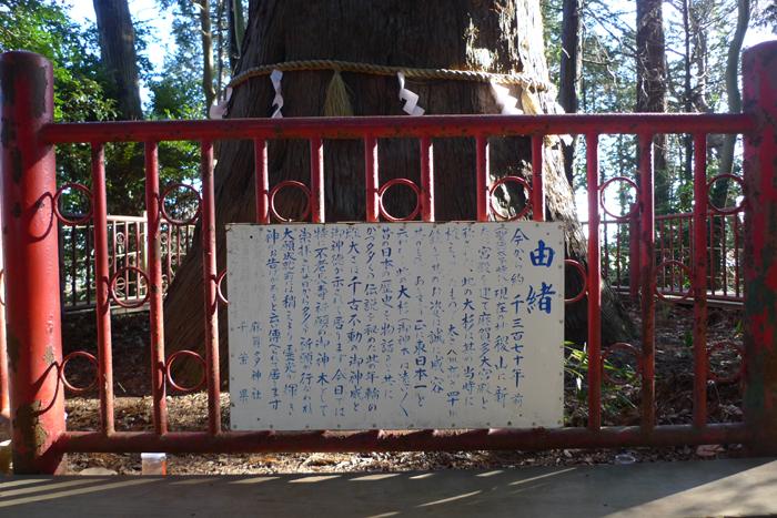 下総の国の神社  麻賀多神社  36