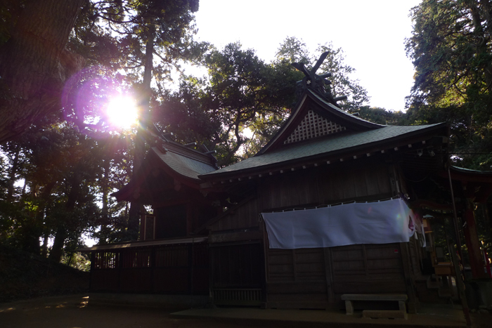 下総の国の神社  麻賀多神社  39