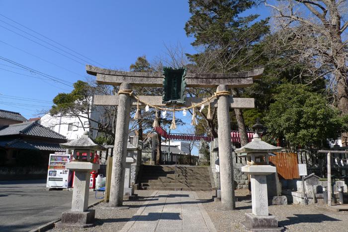 上総の国の神社  玉前神社  4