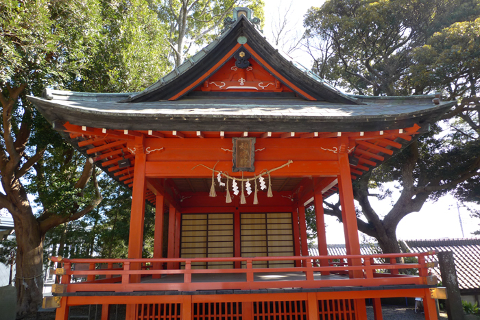 上総の国の神社  玉前神社  19