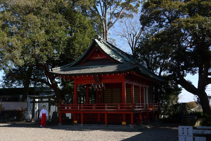 上総の国の神社  玉前神社  28