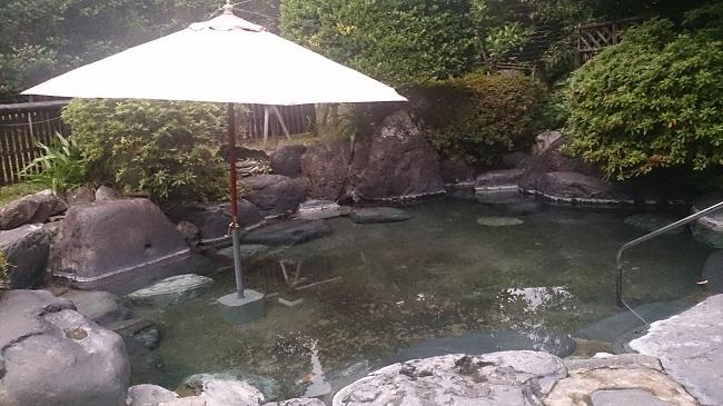 本館 大浴場 露天風呂2