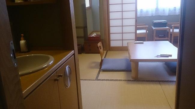 新ほり井 和室1