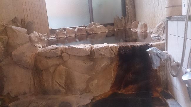 新ほり井 岩風呂1