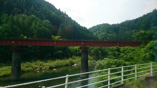 久大本線 鉄橋