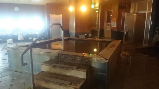 ホテル福原 大浴場 内風呂2