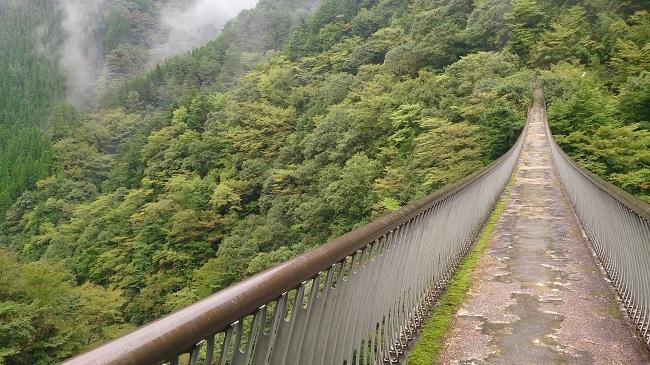 梅ノ木轟吊橋3