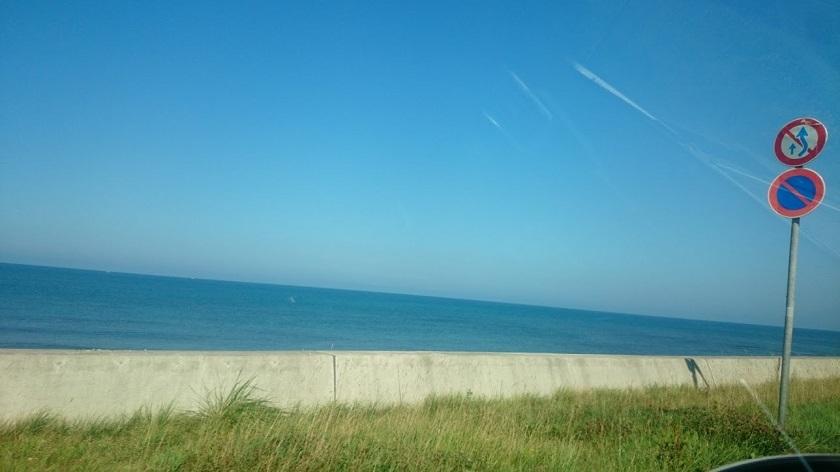 オロロンライン 日本海
