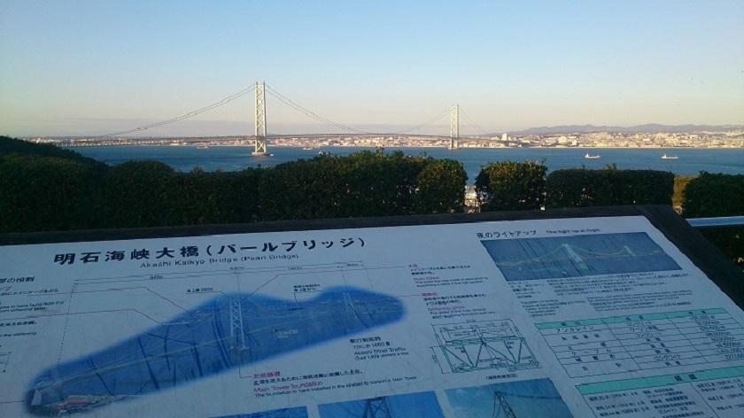 明石海峡大橋 説明