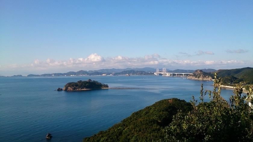 大鳴門橋 遠景
