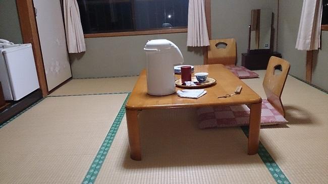 旅館名山 和室1