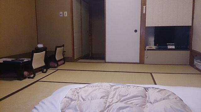 金波荘 和室