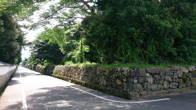 萩市内 指月橋周辺3