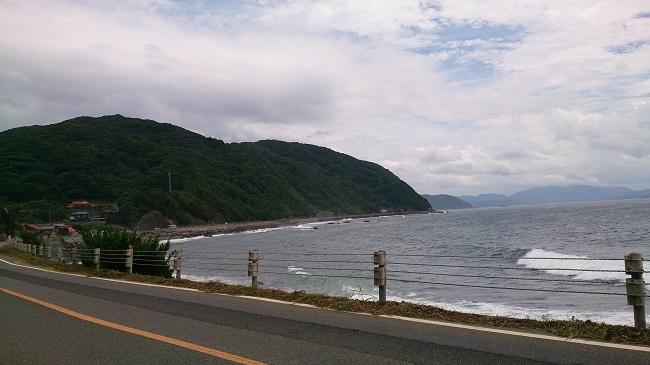 山口県西海岸