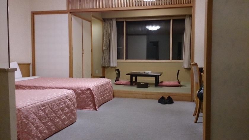 知床プリンスホテル 和洋室