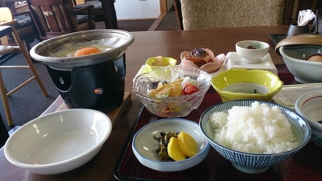 亀山亭 朝食