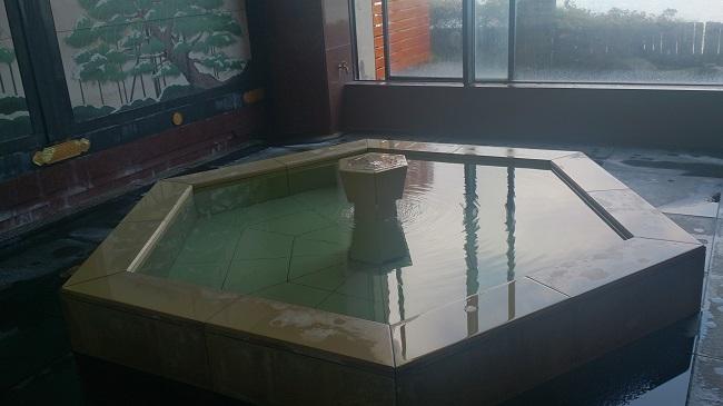 金波荘 大浴場 浴槽3