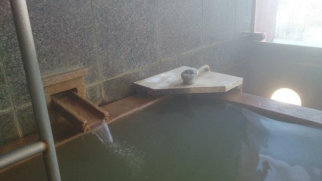 ホテル四季の風 宿泊者専用風呂 温泉掛け流し