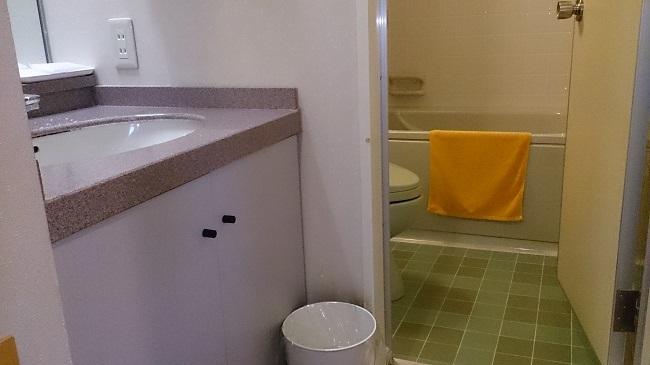 たっぷの湯 部屋3