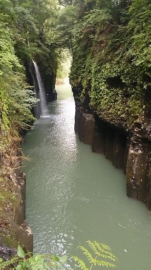 高千穂峡 真名井滝3