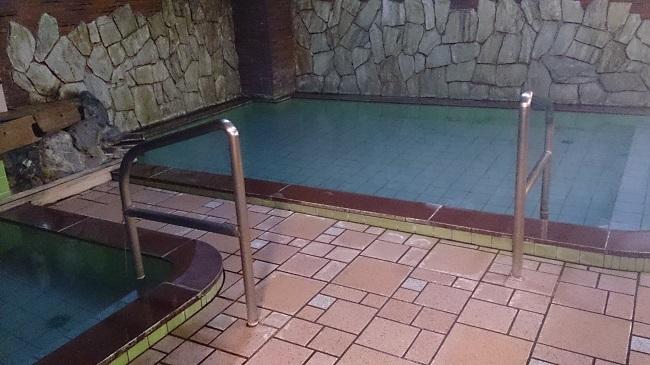 龍氣別館 大浴場1