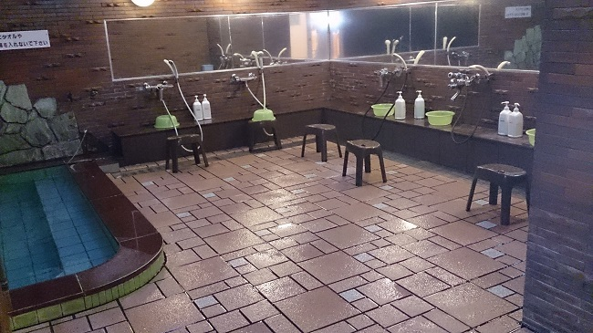 龍氣別館 大浴場2
