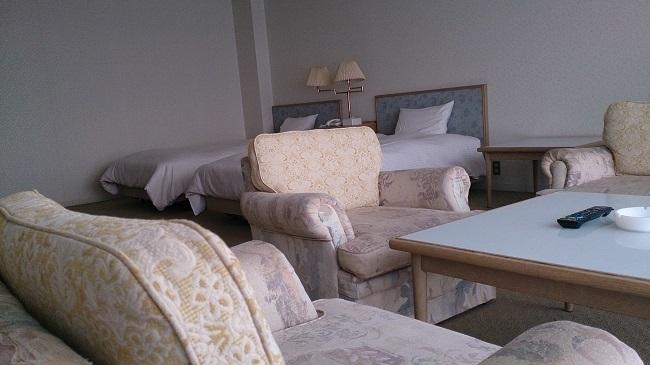 城島高原ホテル 和洋室 スタジオルーム