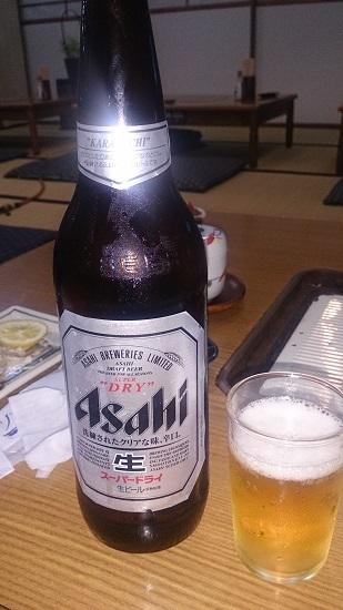 大瓶ビール