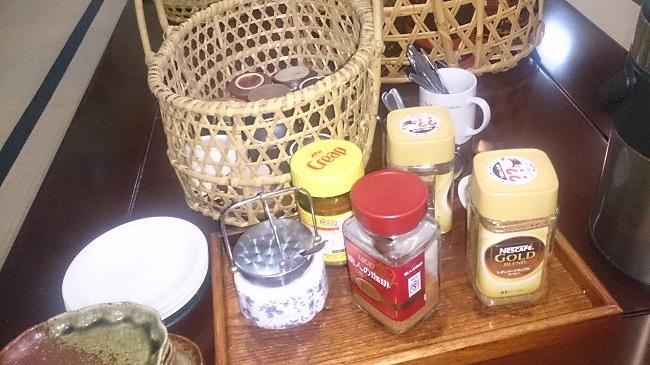 インスタントコーヒーサービス