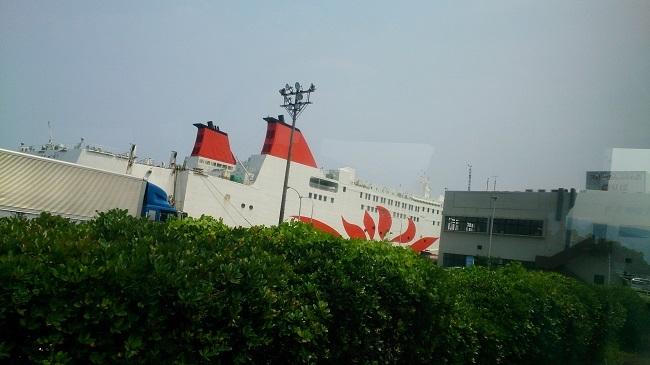 別府港 フェリーターミナル1