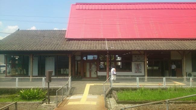 JR宮地駅