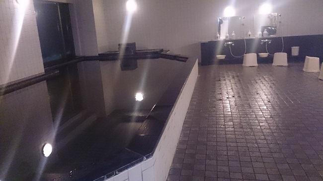 キロロトリビュートホテル 大浴場 内風呂