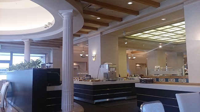 キロロトリビュートホテル バイキングレストラン2