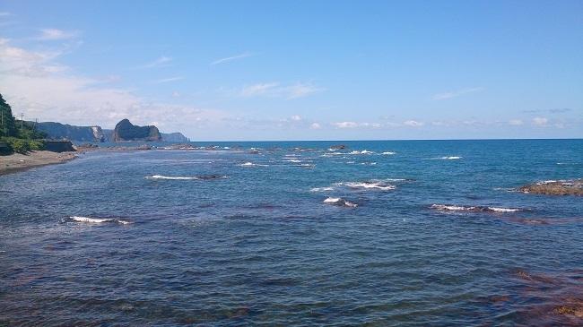 積丹ブルーノ海