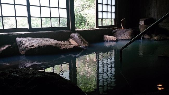 夢龍胆 大浴場1