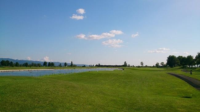 ゴルフ5美唄コース2