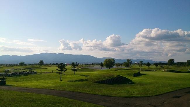 ゴルフ5美唄コース3