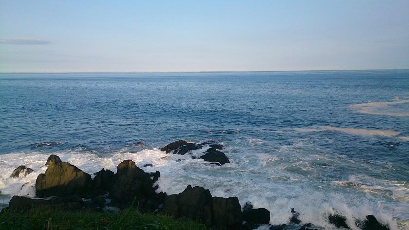 納沙布岬 岩礁