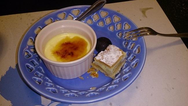 夢龍胆 夕食料理 デザート