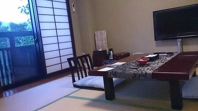 柚富の郷 彩岳館 和洋室 和室