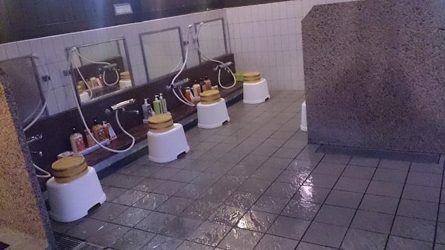 彩岳館 大浴場 内風呂2